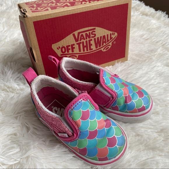 Vans Other - Slip On Vans Toddler Sneakers
